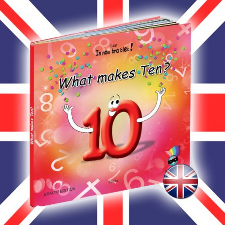 "Livre ""What makes ten?"""