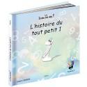 """Livre éducatif """"L'histoire du tout petit 1"""""""