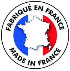 Logo-fabrication française