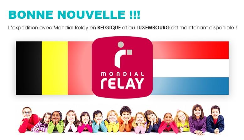 diapositive 3 mondial relay disponible pour belgique et luxembourg