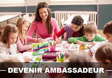 Devenir ambassadeur